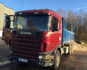 Kallur Scania 6x4